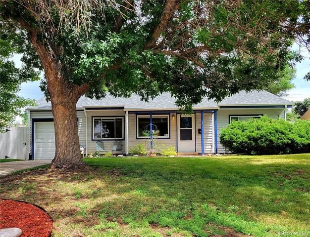 3052 S Grape Way, Denver, CO 80222 (MLS #5411374) :: 8z Real Estate
