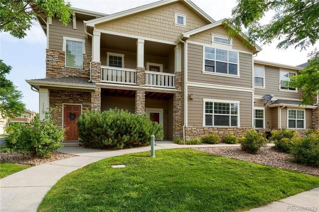 6607 W 3rd Street #1324, Greeley, CO 80634 (MLS #5411554) :: Kittle Real Estate