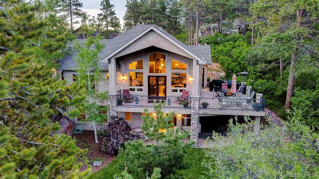 19951 Chisholm Trail, Monument, CO 80132 (#5411776) :: The Colorado Foothills Team | Berkshire Hathaway Elevated Living Real Estate
