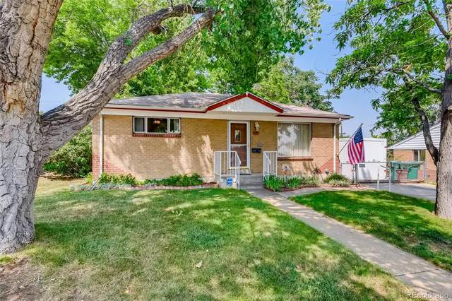 481 W 71st Place, Denver, CO 80221 (#5412259) :: Own-Sweethome Team