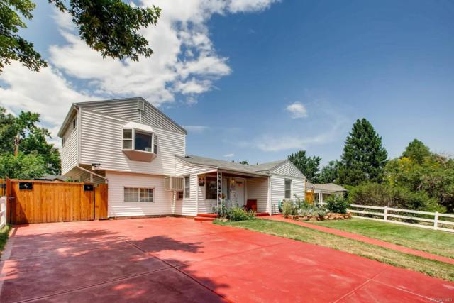 2781 S Hooker Street, Denver, CO 80236 (#5412262) :: The Pete Cook Home Group