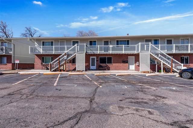 3725 Quail Street #3, Wheat Ridge, CO 80033 (#5412332) :: Compass Colorado Realty