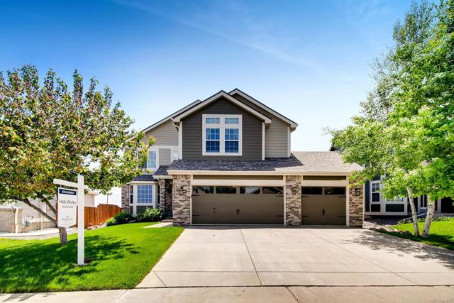 15834 Club Rush Court, Parker, CO 80134 (#5412538) :: Colorado Home Realty