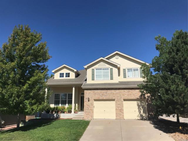 8165 Briar Cliff Drive, Castle Pines, CO 80108 (#5412696) :: The HomeSmiths Team - Keller Williams