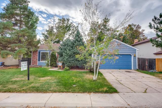 8776 W Geddes Place, Littleton, CO 80128 (MLS #5413382) :: 8z Real Estate