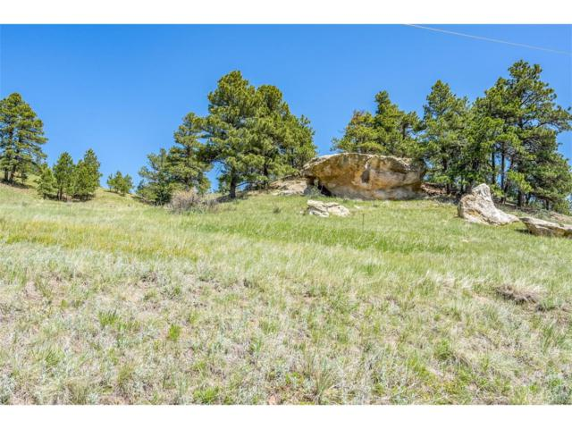 18810 Pinon Park Road, Peyton, CO 80831 (#5413652) :: Structure CO Group