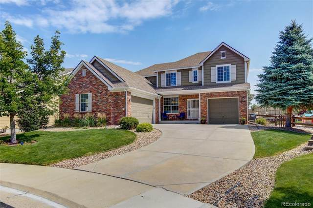 23081 Hope Dale Avenue, Parker, CO 80138 (#5413685) :: Realty ONE Group Five Star