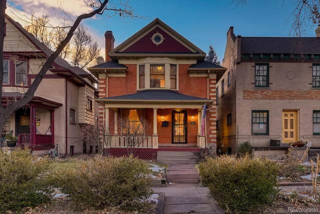 815 N Lafayette Street, Denver, CO 80218 (MLS #5414003) :: 8z Real Estate