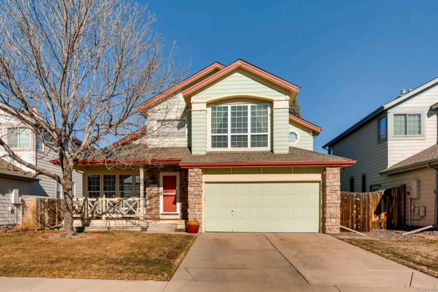 5421 S Cathay Way, Centennial, CO 80015 (#5414765) :: The Peak Properties Group