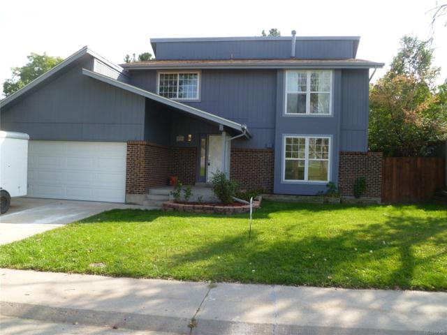 5700 W 73rd Avenue, Arvada, CO 80003 (#5415714) :: The Peak Properties Group