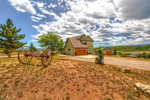 1336 Cathedral Rock Drive, Sedalia, CO 80135 (MLS #5416273) :: 8z Real Estate
