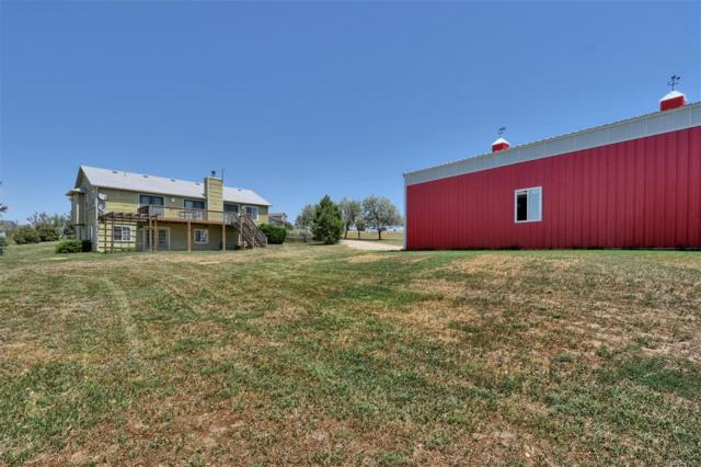 7174 S Shenandoah Drive, Elizabeth, CO 80107 (MLS #5416393) :: 8z Real Estate