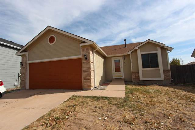 1675 S Canoe Creek Drive, Colorado Springs, CO 80906 (MLS #5416526) :: Bliss Realty Group