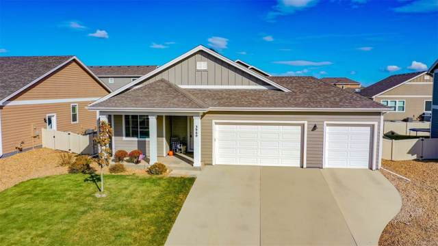 3960 Peach Street, Wellington, CO 80549 (#5416974) :: The Heyl Group at Keller Williams