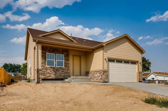 145 Johnson Circle, Keenesburg, CO 80643 (MLS #5417078) :: 8z Real Estate
