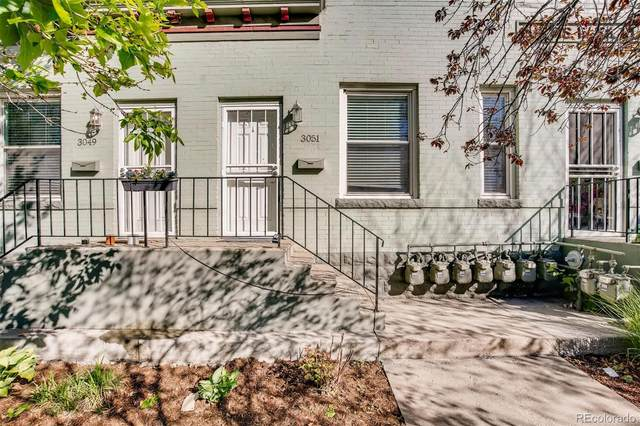 3051 Curtis Street, Denver, CO 80205 (#5417098) :: West + Main Homes