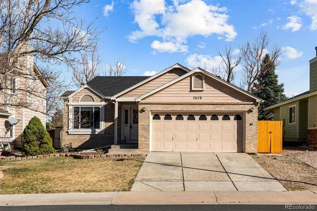 7670 Jared Way, Littleton, CO 80125 (#5417145) :: Realty ONE Group Five Star