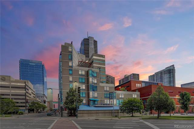 1350 Lawrence Street 2B, Denver, CO 80204 (#5417833) :: Bring Home Denver with Keller Williams Downtown Realty LLC