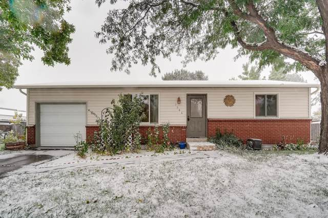 1546 S Pierson Street, Lakewood, CO 80232 (MLS #5417895) :: 8z Real Estate