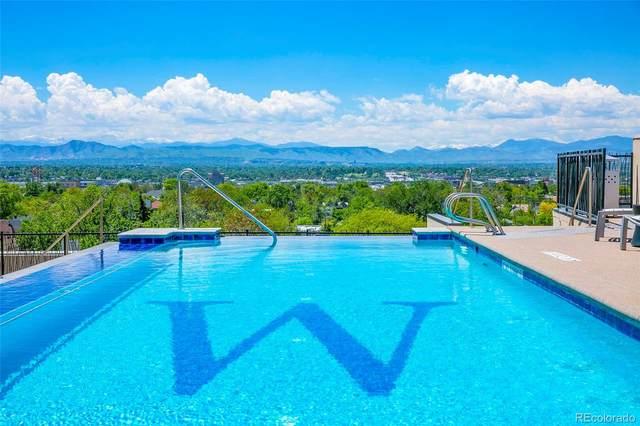 410 Acoma Street #507, Denver, CO 80204 (#5417906) :: Berkshire Hathaway HomeServices Innovative Real Estate