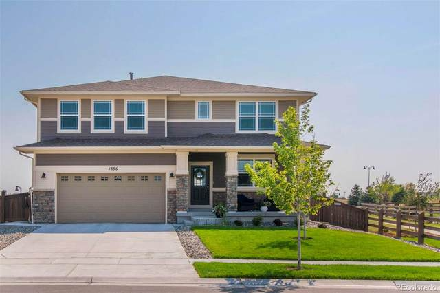 1896 Griffin Drive, Brighton, CO 80601 (#5418067) :: Bring Home Denver with Keller Williams Downtown Realty LLC