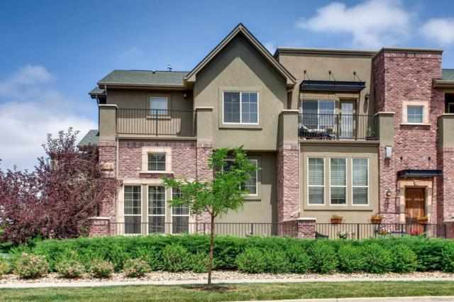 900 Elmhurst Drive D, Highlands Ranch, CO 80129 (#5418115) :: The Galo Garrido Group