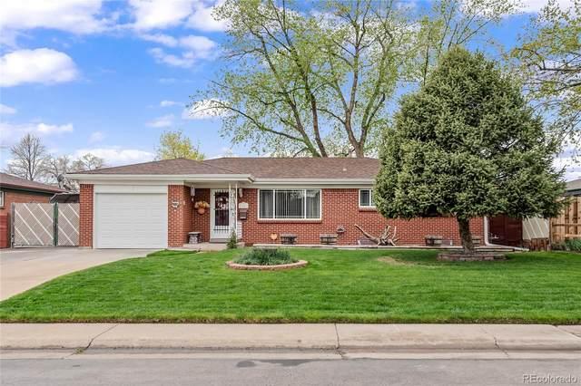 1241 S Lamar Street, Lakewood, CO 80232 (#5418230) :: Bring Home Denver with Keller Williams Downtown Realty LLC