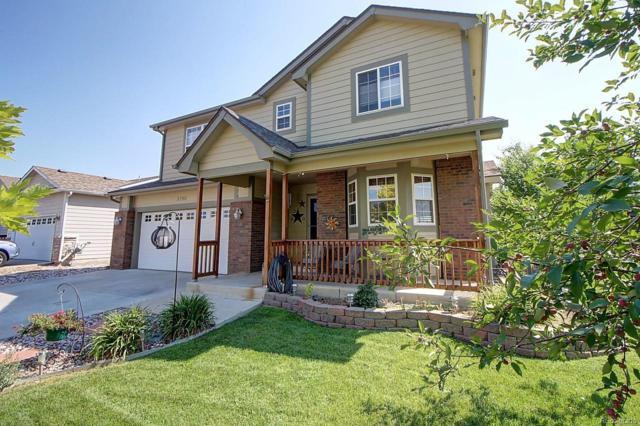 3240 Borrossa Street, Evans, CO 80634 (#5418364) :: The Peak Properties Group