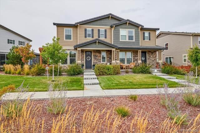 9974 Nadine Lane, Parker, CO 80134 (#5418600) :: iHomes Colorado