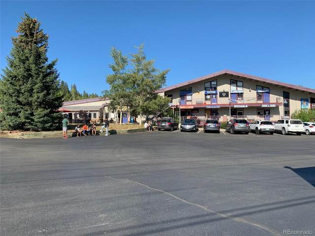 78336 Us Hwy 40, Winter Park, CO 80482 (#5418769) :: The Gilbert Group