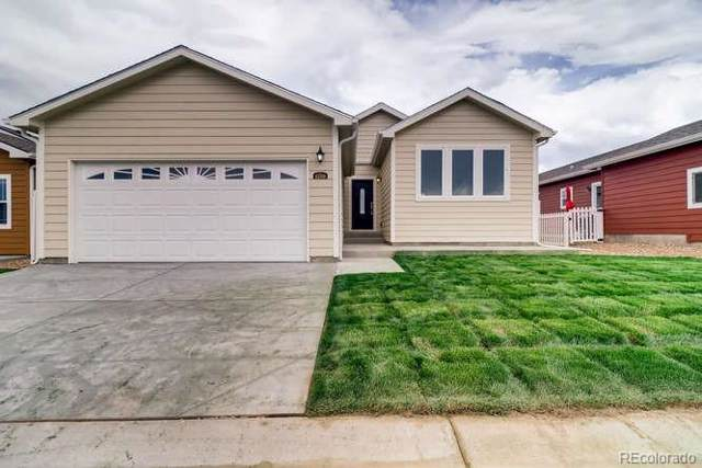 6301 Indian Paintbrush Street, Frederick, CO 80530 (#5418856) :: The Dixon Group