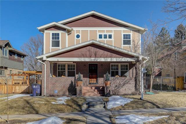 720 Garfield Street, Denver, CO 80206 (#5419163) :: iHomes Colorado
