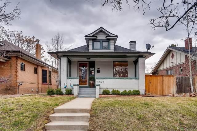 4524 Alcott Street, Denver, CO 80211 (#5419377) :: The Brokerage Group