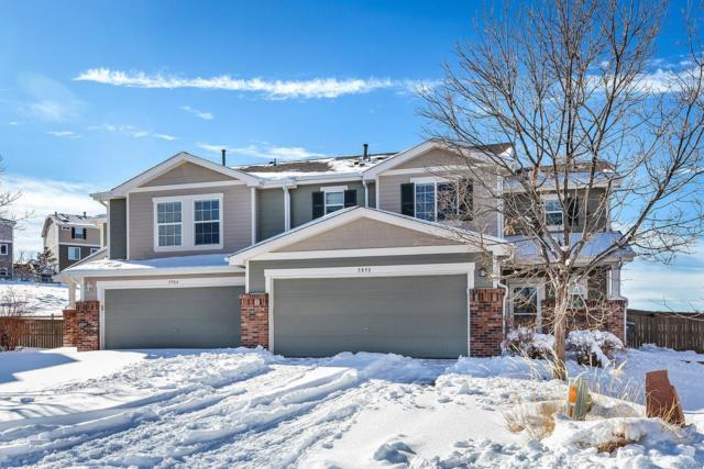 5898 Turnstone Place, Castle Rock, CO 80104 (#5419502) :: Bicker Realty
