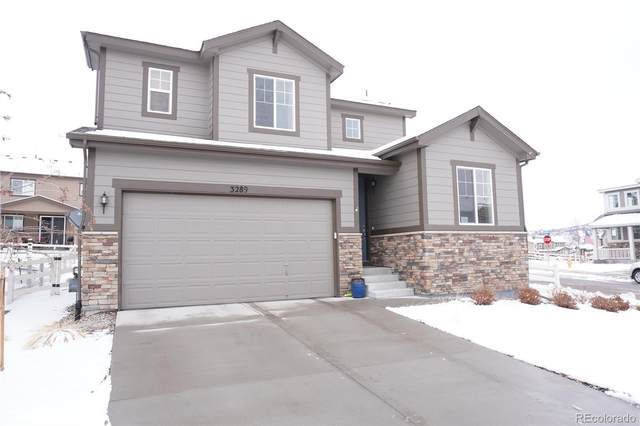 3289 Scaup Trail, Castle Rock, CO 80104 (#5419807) :: The HomeSmiths Team - Keller Williams