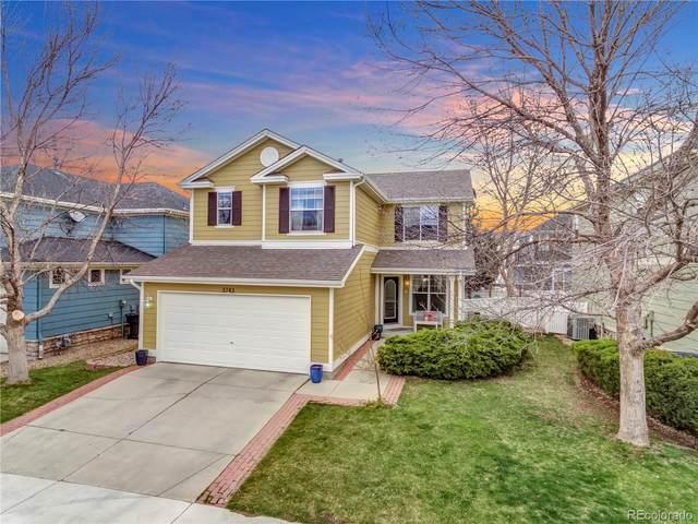 3743 Florentine Drive, Longmont, CO 80503 (#5419841) :: Real Estate Professionals