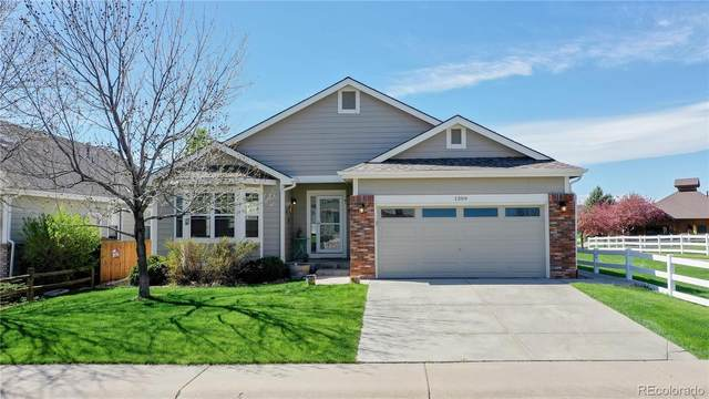 1309 Reeves Drive, Fort Collins, CO 80526 (#5419845) :: The DeGrood Team