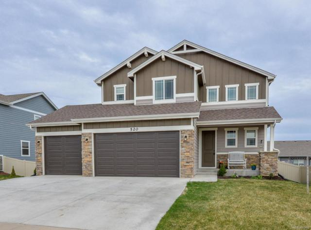 520 Conestoga Drive, Ault, CO 80610 (#5420095) :: The DeGrood Team