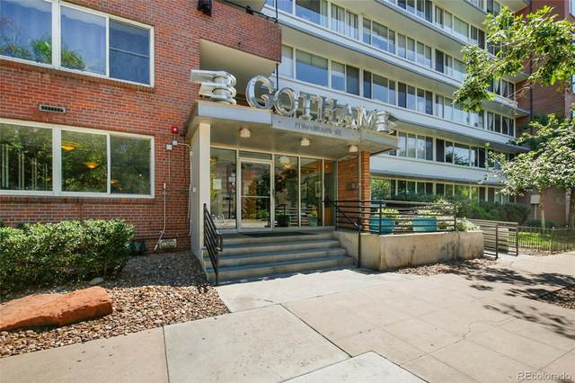 1196 N Grant Street #609, Denver, CO 80203 (MLS #5420177) :: 8z Real Estate