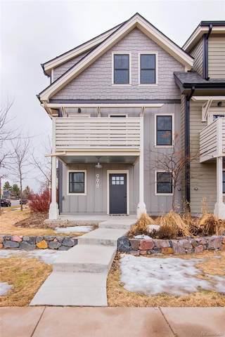 998 Elm Street, Louisville, CO 80027 (#5420456) :: The Peak Properties Group