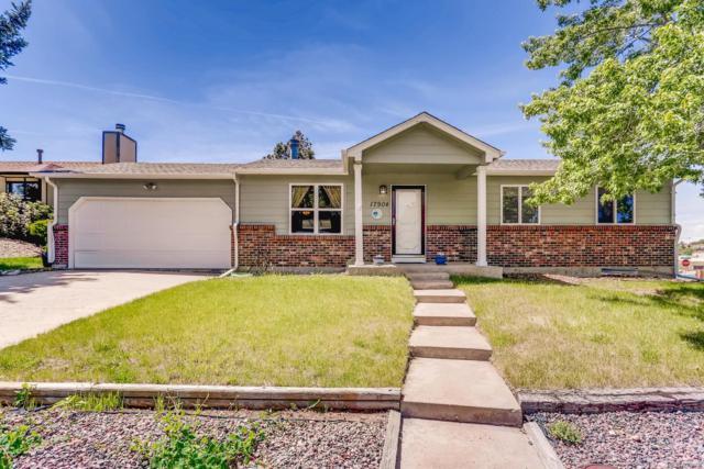 17904 E Purdue Place, Aurora, CO 80013 (MLS #5420651) :: Kittle Real Estate