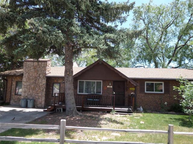 100 Drake Street, Denver, CO 80221 (MLS #5420712) :: 8z Real Estate