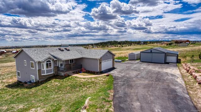 13395 Woodlake Road, Elbert, CO 80106 (MLS #5420828) :: 8z Real Estate