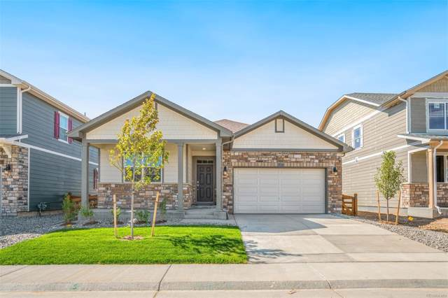 4439 S Tibet Street, Aurora, CO 80015 (#5421219) :: Bring Home Denver with Keller Williams Downtown Realty LLC
