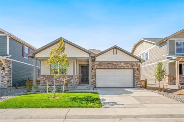 4439 S Tibet Street, Aurora, CO 80015 (MLS #5421219) :: 8z Real Estate