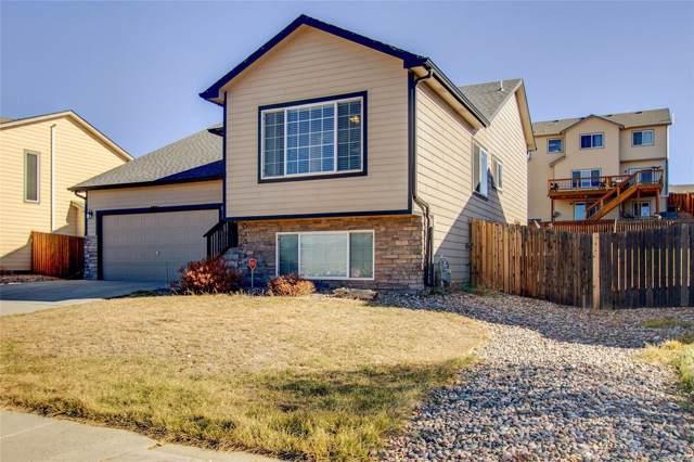 4921 Escanaba Drive, Colorado Springs, CO 80911 (MLS #5422157) :: 8z Real Estate