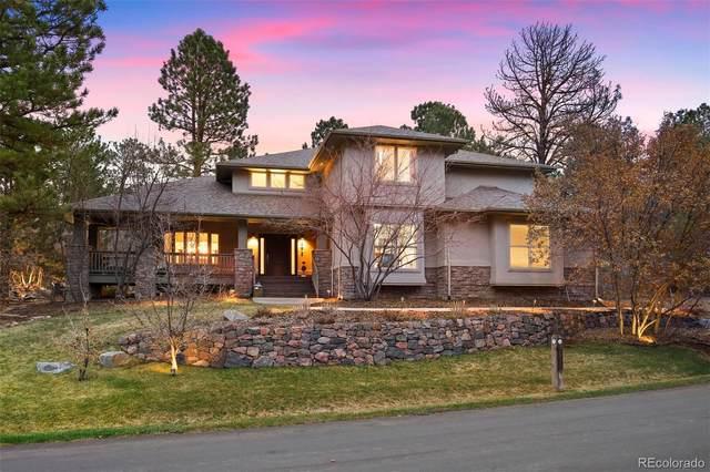 592 Tolland Court, Castle Rock, CO 80108 (MLS #5422381) :: Kittle Real Estate