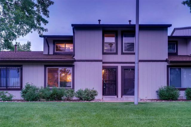 3648 S Laredo Street E, Aurora, CO 80013 (#5422667) :: The Tamborra Team