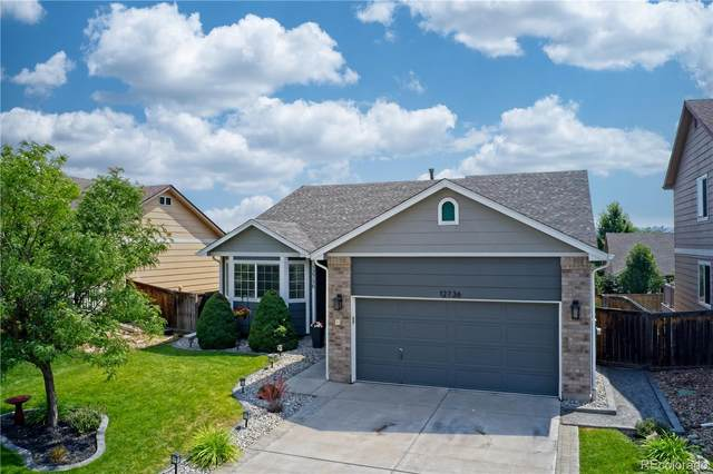 12736 Prince Creek Drive, Parker, CO 80134 (#5422784) :: Berkshire Hathaway HomeServices Innovative Real Estate