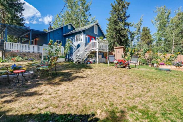 156 Beaver Lane, Evergreen, CO 80439 (MLS #5422815) :: 8z Real Estate